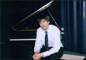Evan's final year of music, 2010