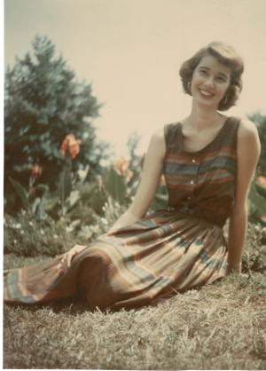 My Mom, circa 1955
