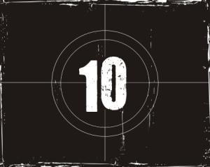 The 10-Week Countdown Begins
