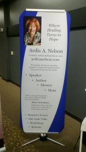 Speaking Banner