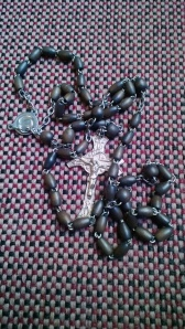 My father's rosary