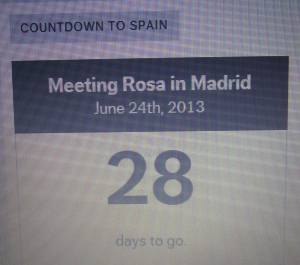 28 Days to Spain