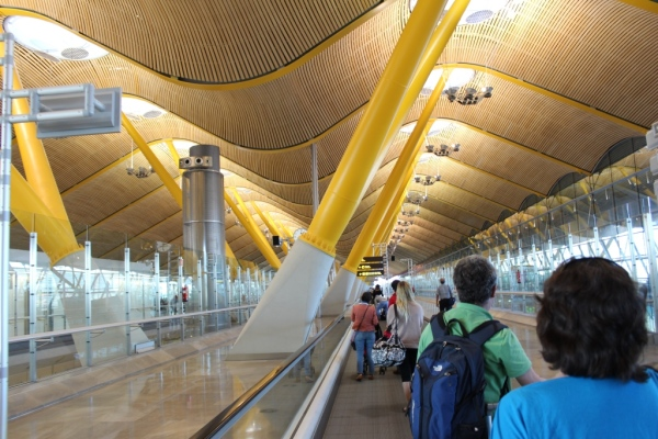 Navigating Barajas International Airport in Madrid
