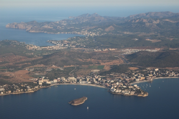 Farewell Mallorca, Spain, my home for 2.5 weeks, summer 2013.