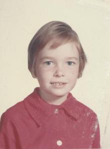 My inner child, circa 1966