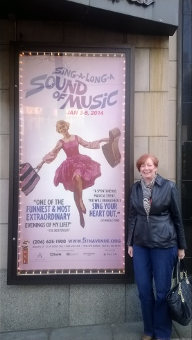 Sound of Music Marquee