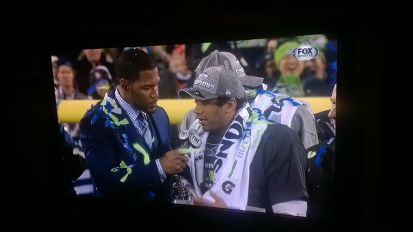 "Seahawks QB Russell Wilson post Super Bowl comments, ""Why not us?"""