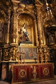 Interior chapel, Palma de Mallorca Cathedral
