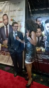 Pedro's interview with Unsenika Usoro from Afro Centric Television Network.