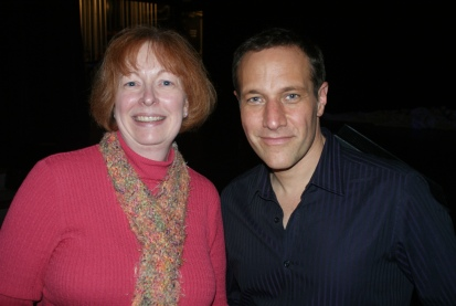 With Jim Brickman