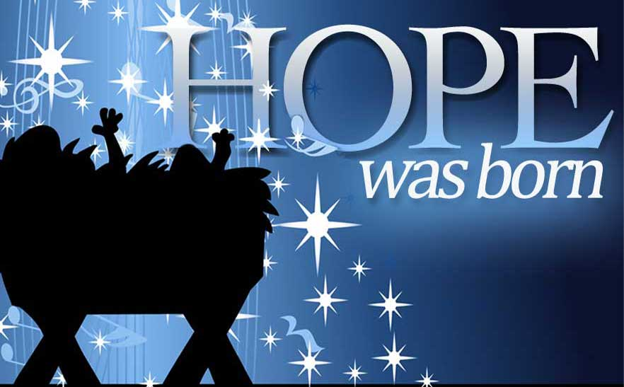 The Hope Of Christmas Making Me Bold