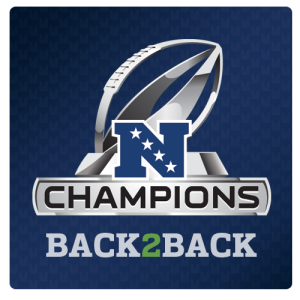 Seahawks back 2 back