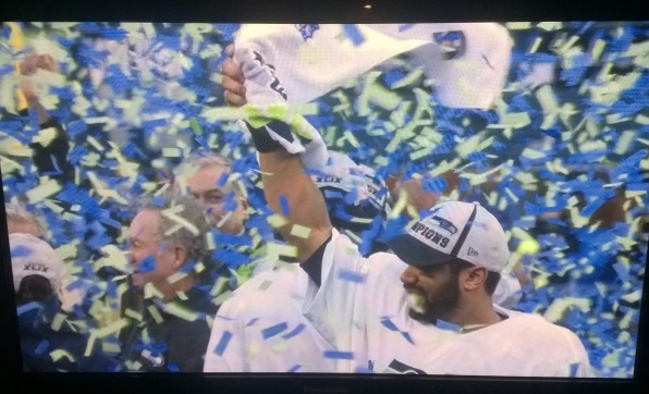 Russell Wilson's triumphant victory