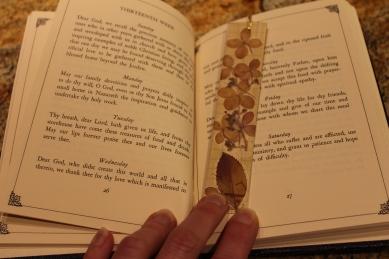 Week 13 prayers & keepsake bookmark