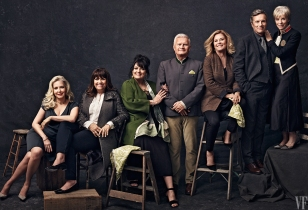 The actors who played the Von Trapp children, 2015 (Photo credit: vanityfair.com)