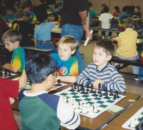 At a chess tournament