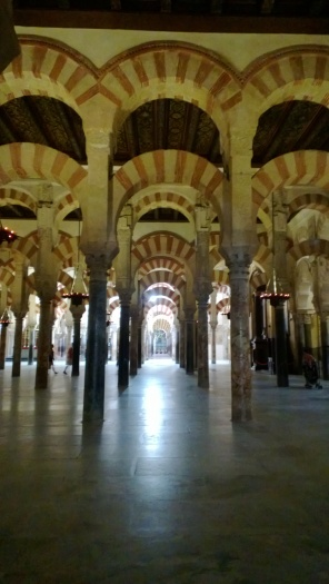 Moorish architecture in the Mezauita.