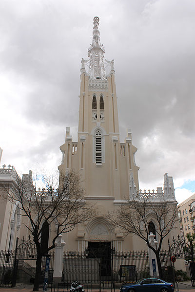 Our Lady of Conception, Madrid