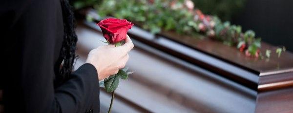 coffin-rose
